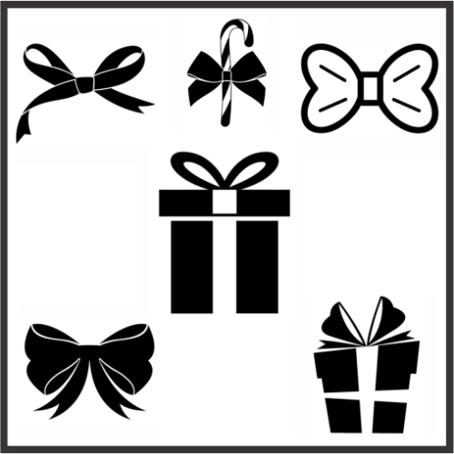 All Gift Products Vector File