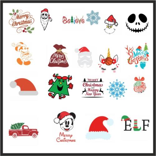 Christmas Vector File