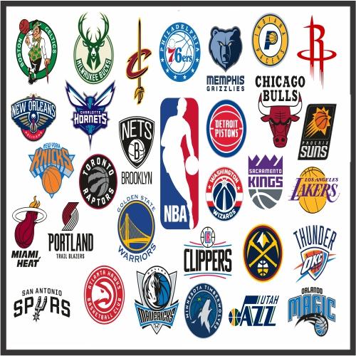 NBA Logos Svg