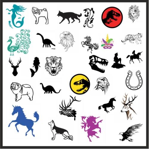 Animal vector design