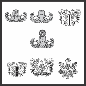 Army Badge svg