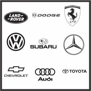 Motor Car Logo