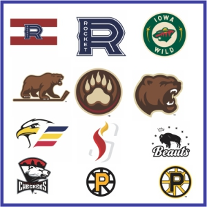 Hockey Teams Logos