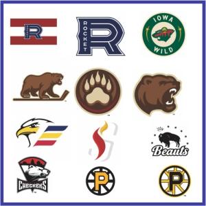 Hockey Teams Logos
