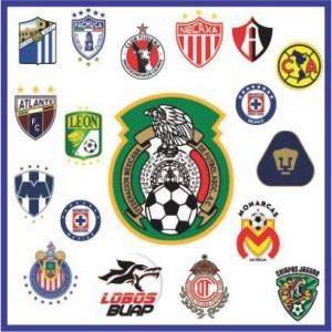 Mexican Soccer League Logo