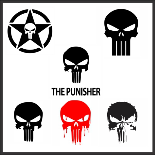 Punisher Skull