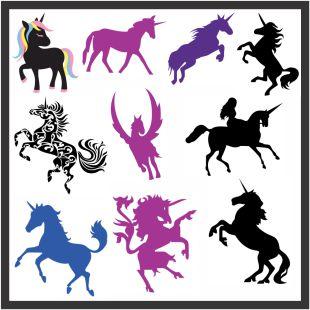 Unicorn Horse Design