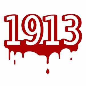 Delta Sigma Theta 1913 Sorority Logo