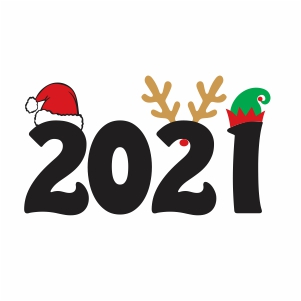 2021 Christmas Svg