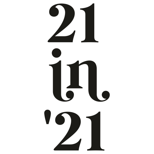 21 in 21 Birthday SVG