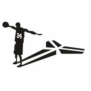 Kobe 24 Player Svg