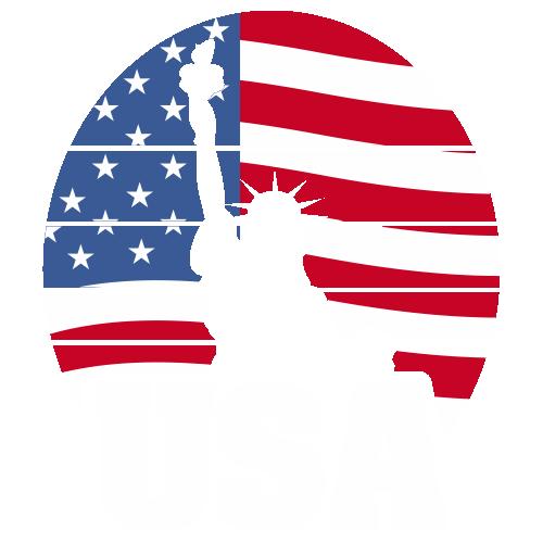 4th of July USA Svg