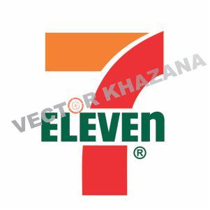 7 Eleven Logo Vector