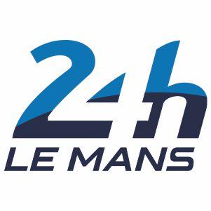 87th 24 Hours Of Le Mans Logo Svg