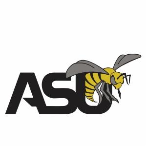 Alabama State Hornets Logo Vector