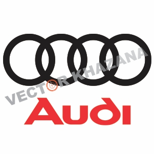 Audi Car Logo Svg