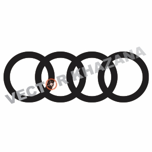 Audi Car Logo Vector