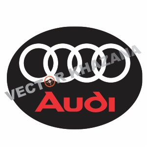 Audi Car Logo Svg