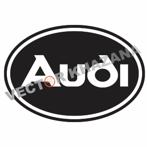 Audi Decal Logo Svg
