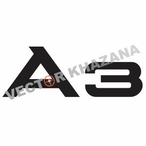 Audi A3 Logo Svg