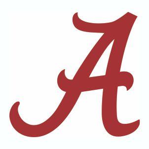 Alabama A Logo Vector