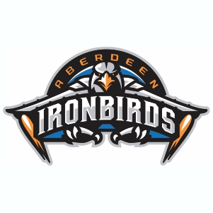 Aberdeen IronBirds Logo Cut