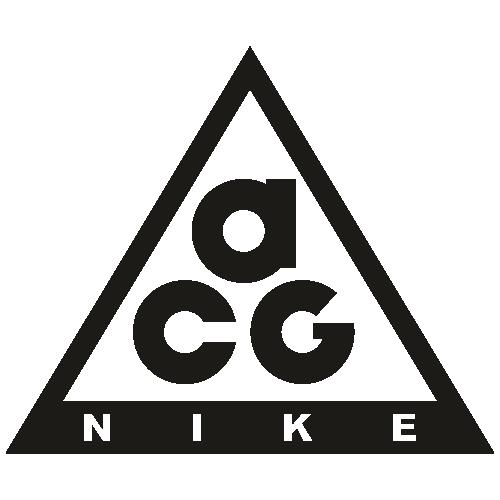 ACG Nike Svg