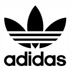 Adidas logo svg