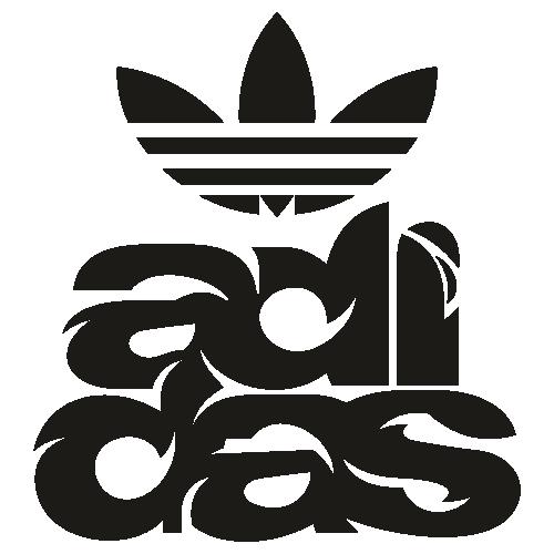 Adidas Logo Clipart