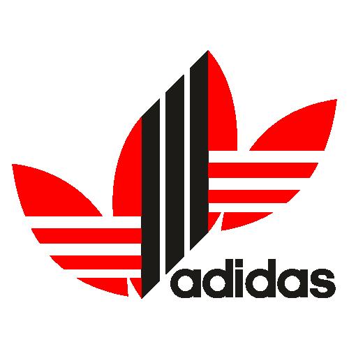 Adidas Brand Logo Vector