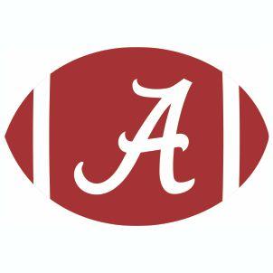 Alabama Logo Cut