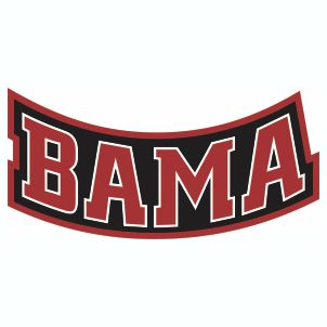 Alabama Crimson Tide Logo Svg