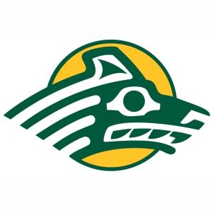 Alaska Anchorage Seawolves logo vector