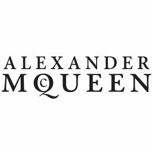 Alexander Mqueen svg