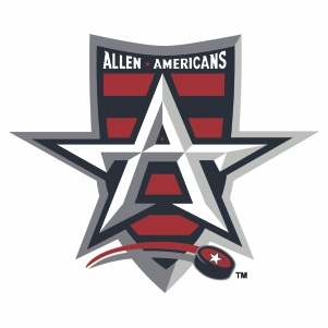 Allen Americans Logo Vector Download