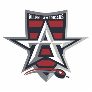 Allen Americans Logo Vector File