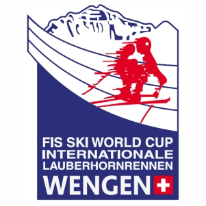 Lauberhorn Alpine Ski World Cup 2020 svg cut