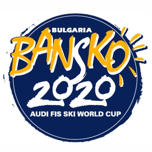 World Cup Bansko 2020 svg cut