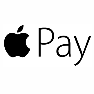 Apple Pay logo vector