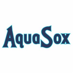 AquaSox Sox Logo Vector