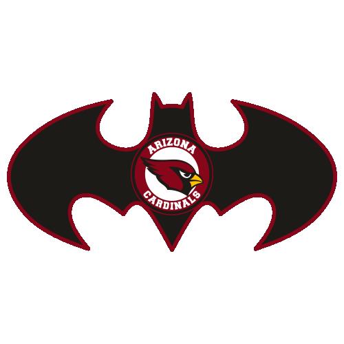 Arizona Cardinals Batman Svg