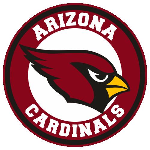 Arizona Cardinals Circle Logo Svg