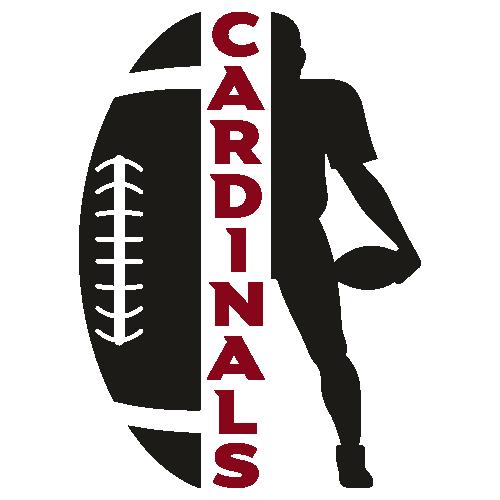 Arizona Cardinals Player Svg