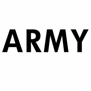 Army logo svg