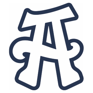 Asheville Tourists Logo Vector