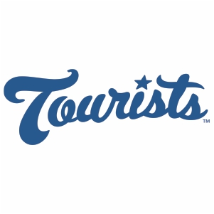 Asheville Tourists Logo Vector File