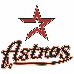 Houston Astros Star Logo Svg