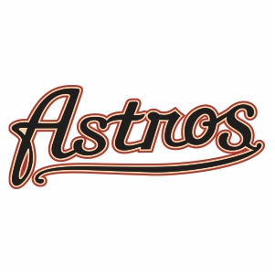 Astros Logo Vector