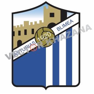 C.D. ASTURIAS BLIMEA Logo Vector