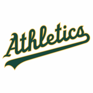 Athletics Logo Svg